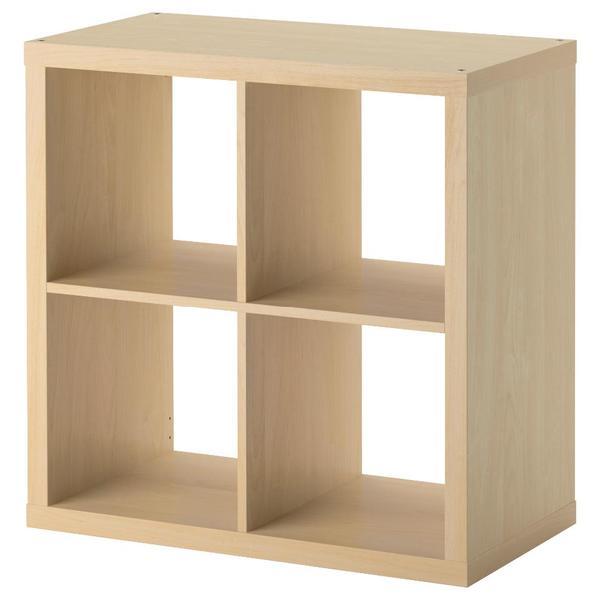 ikea expedit regal birke 2x2 in m nchen ikea m bel kaufen und verkaufen ber private kleinanzeigen. Black Bedroom Furniture Sets. Home Design Ideas