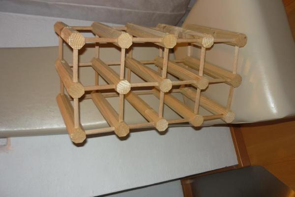 Grundtal Ikea Toilet Roll Holder ~ IKEA Flaschenregal  Weinregal  Regal in Kaden  Küchenmöbel