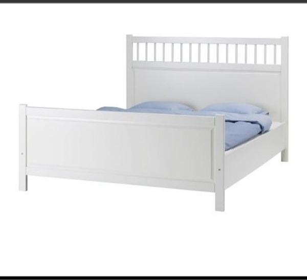 Affordable Bett Ikea Wei Metall Ikea Bett Metall Weiss Inspiration  Traumhaus With Bett Metall Wei