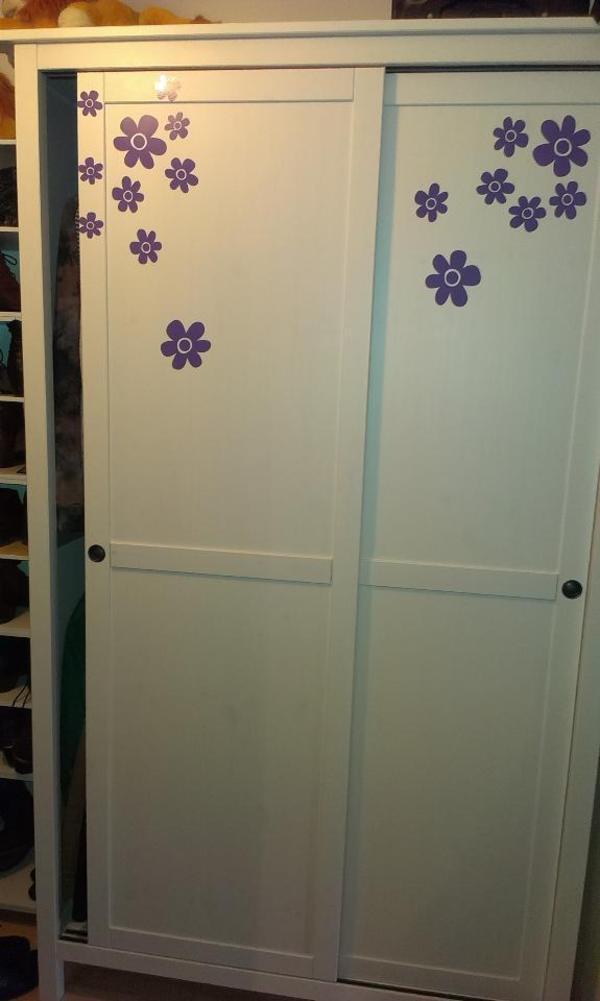 Ikea Trofast Extendable Toddler Bed ~ weiss zweitürig massivholz schöner ikea hemnes kleiderschrank