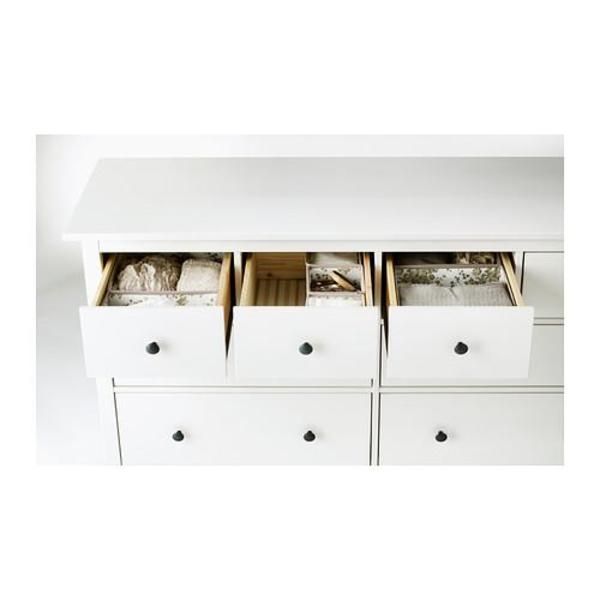ikea hemnes kommode weiss 8 schubladen landhaus shabby chic in berlin ikea m bel kaufen und. Black Bedroom Furniture Sets. Home Design Ideas