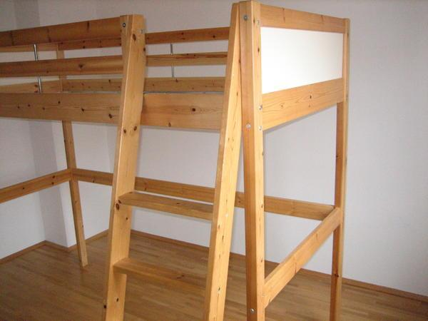 Ikea Trysil Queen Bed Frame ~ IKEA Hochbett , Model Vrädal Vradal, ca 200×90 cm in Bad Rappenau