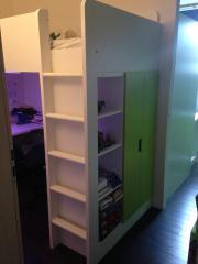 hochbett kaufen gebraucht und g nstig. Black Bedroom Furniture Sets. Home Design Ideas