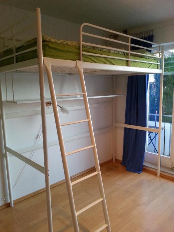 hochbett breit neu und gebraucht kaufen bei. Black Bedroom Furniture Sets. Home Design Ideas