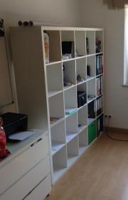ikea regal kallax haushalt m bel gebraucht kaufen oder kostenlos verkaufen kleinanzeigen bei. Black Bedroom Furniture Sets. Home Design Ideas