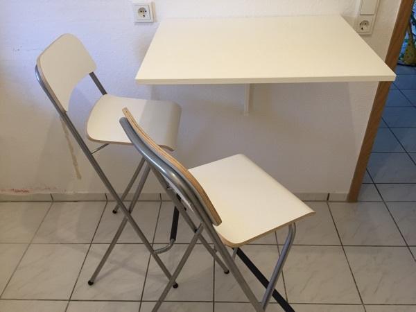 klapptisch neu und gebraucht kaufen bei. Black Bedroom Furniture Sets. Home Design Ideas