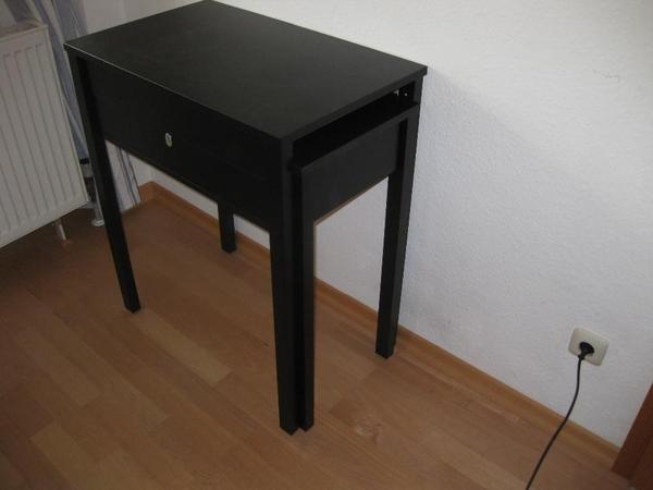 ikea laptop tisch gustav in erlangen ikea m bel kaufen und verkaufen ber private kleinanzeigen. Black Bedroom Furniture Sets. Home Design Ideas