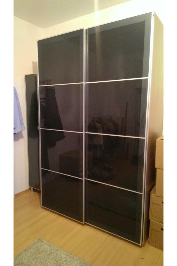 ikea pax kleiderschrank in mannheim ikea m bel. Black Bedroom Furniture Sets. Home Design Ideas