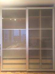 pax kleiderschrank schiebetueren haushalt m bel gebraucht und neu kaufen. Black Bedroom Furniture Sets. Home Design Ideas