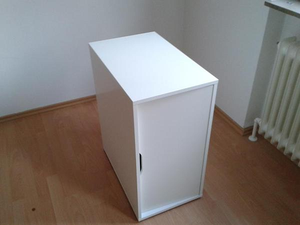 ikea pc schrank sehr neuwertig in ludwigsburg ikea m bel kaufen und verkaufen ber private. Black Bedroom Furniture Sets. Home Design Ideas