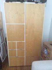 rakke kleiderschrank ikea haushalt m bel gebraucht und neu kaufen. Black Bedroom Furniture Sets. Home Design Ideas