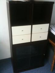 Ikea Schränke schwarzbraun