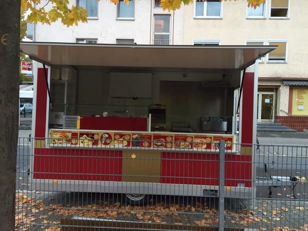 imbisswagen in frankfurt anh nger auflieger kaufen und. Black Bedroom Furniture Sets. Home Design Ideas