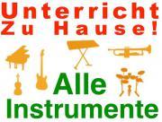 Instrumente lernen - Zu