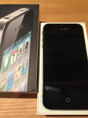 iPhone 4, Black,