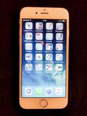 iPhone 6 weiß/