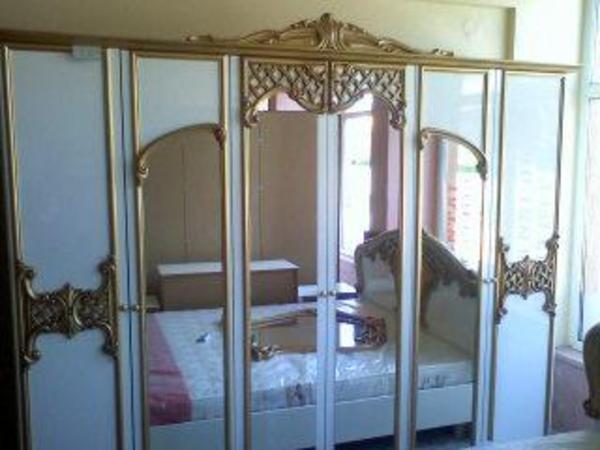 italienische schlafzimmer neu und gebraucht kaufen bei. Black Bedroom Furniture Sets. Home Design Ideas