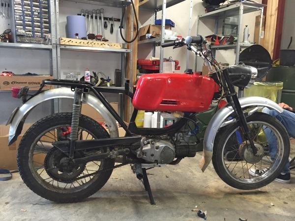 jawa mustang 50ccm moped mokick oldtimer in nersingen. Black Bedroom Furniture Sets. Home Design Ideas
