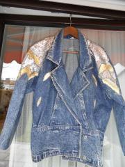 Jeans Jacke gebraucht