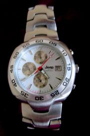 JEEP Chronograph Stainless
