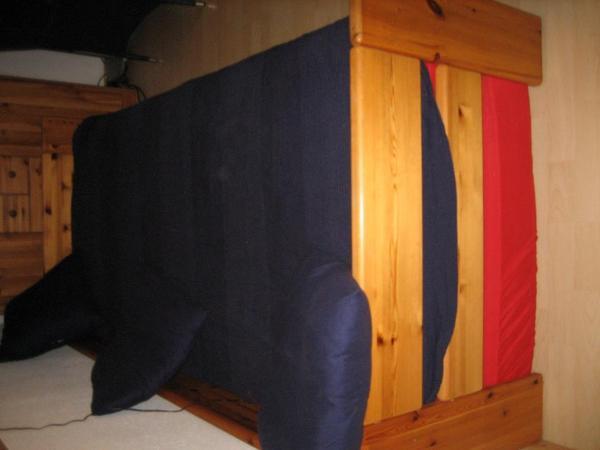 Jugendbett 90 x 200 in finsing kinder jugendzimmer for Jugendzimmer zu verschenken