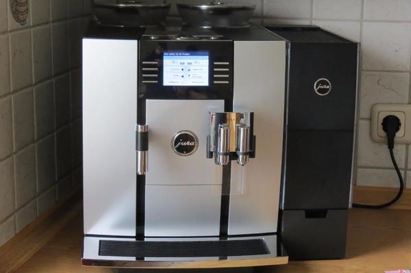 jura giga 5 one touch in frankfurt kaffee. Black Bedroom Furniture Sets. Home Design Ideas