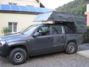 Kabine fur VW