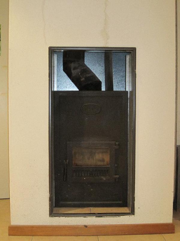 kachelofeneinsatz heizeinsatz brunner hbo4 9 5 kw guter zustand in b hl fen heizung. Black Bedroom Furniture Sets. Home Design Ideas