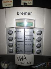 Kaffeemaschine Bremer Viva