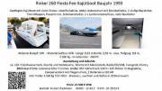 Kajütboot Rinker 260