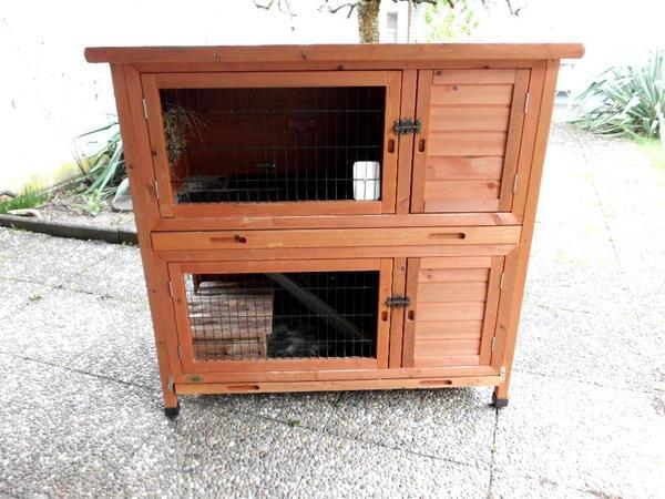 kaninchenstall kleinanzeigen tiermarkt deine. Black Bedroom Furniture Sets. Home Design Ideas