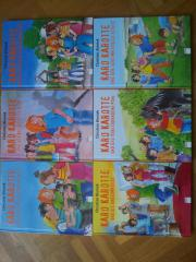 Karo Karotte Bücher