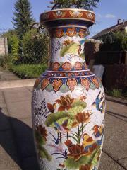 Keramik vase ca