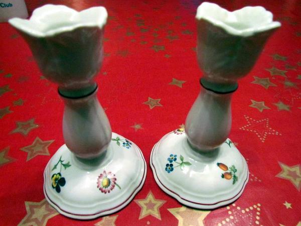 Gebraucht, Kerzenständer von Villeroy & Boch gebraucht kaufen  67161 Gönnheim