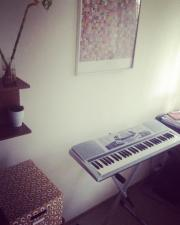 Keyboard Piano Neu +