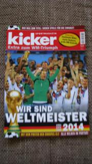 kicker Sportmagazin Sonderheft,