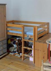 hochbett etagenbett kaufen gebraucht und g nstig. Black Bedroom Furniture Sets. Home Design Ideas