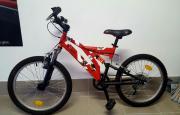 Kinder Mountainbike 20