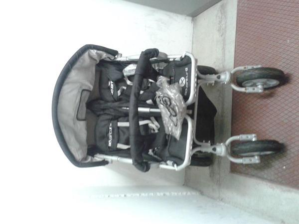 kinderwagen zwillinge in konstanz kaufen und verkaufen. Black Bedroom Furniture Sets. Home Design Ideas