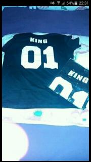 king 01 Tshirt