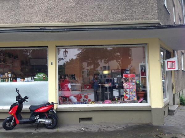 Kiosk In D Sseldorf Benrath Zu Verkaufen Gesch Fte