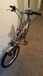 Klapp Fahrrad 20