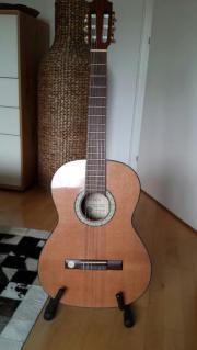 klassische Gitarre 7/