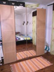 modulsystem kleiderschrank mit eckelement rauch dimension3 in erlangen schr nke sonstige. Black Bedroom Furniture Sets. Home Design Ideas