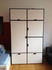 odda kleiderschrank haushalt m bel gebraucht und neu kaufen. Black Bedroom Furniture Sets. Home Design Ideas