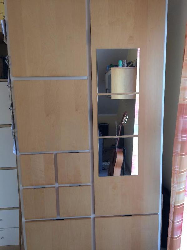 Ikea Rakke Kleiderschrank: Ikea pax kleiderschrank in Köln gebraucht ...