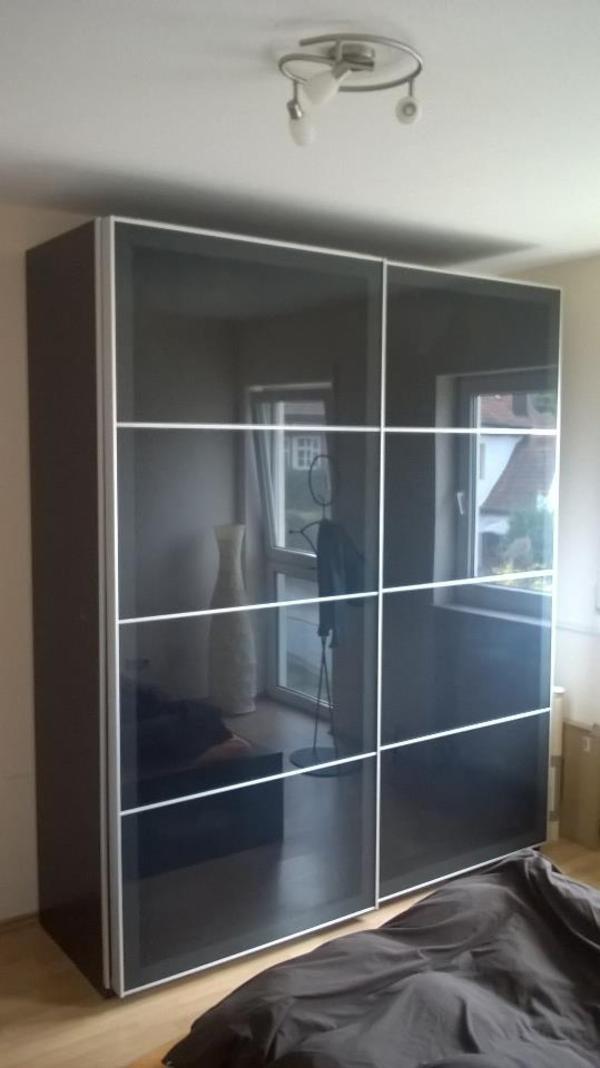 schwarz kleiderschrank neu und gebraucht kaufen bei. Black Bedroom Furniture Sets. Home Design Ideas