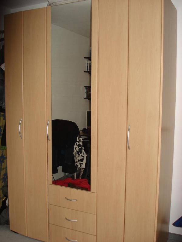buche kleiderschrank neu und gebraucht kaufen bei. Black Bedroom Furniture Sets. Home Design Ideas