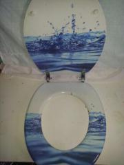 Klobrille Klodeckel Toilettensitz