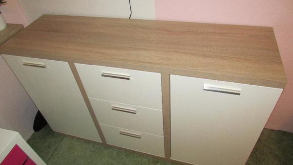 schlafzimmer kommode weiss kaufen gebraucht und g nstig. Black Bedroom Furniture Sets. Home Design Ideas